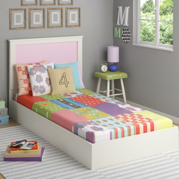 Audra Twin Mates & Captains Bed by Viv + Rae