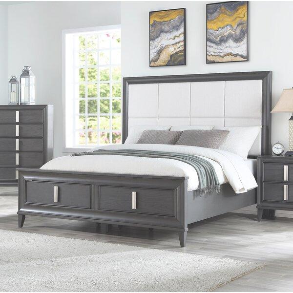 Lorraine Upholstered Storage Platform Bed by Brayden Studio