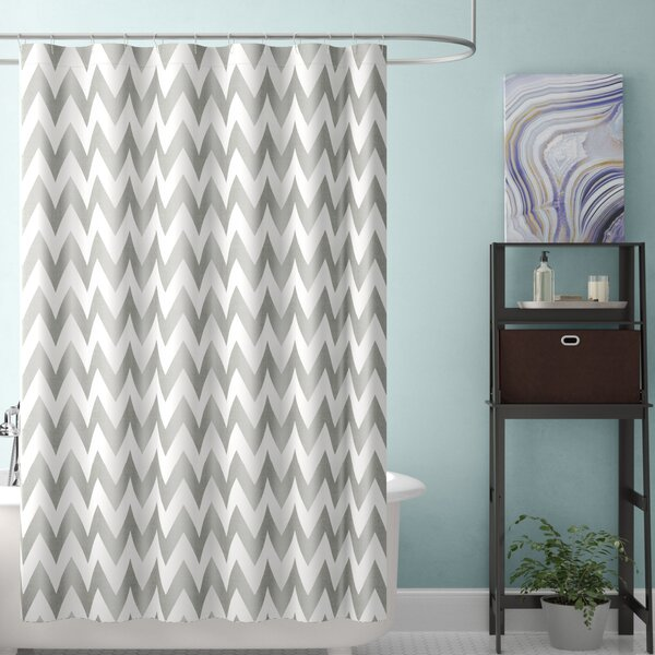 Brundage Shower Curtain by Zipcode Design