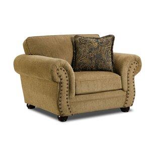 Simmons Upholstery Freida Armchair
