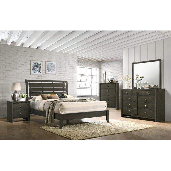 Kelliher Standard Bed by Modern Rustic Interiors