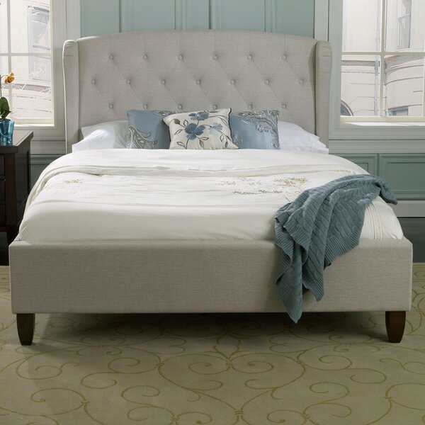 Daigneault Upholstered Platform Bed by Darby Home Co