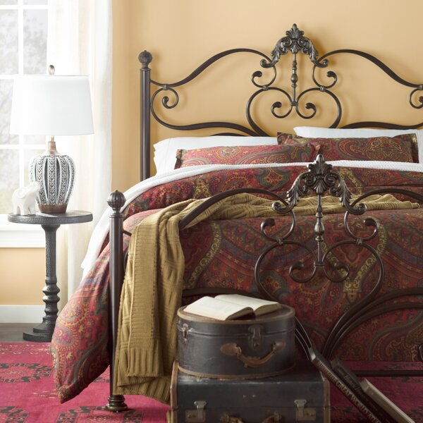 Higham Standard Bed by World Menagerie