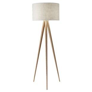 Teterboro Modern 6025 Tripod Floor Lamp