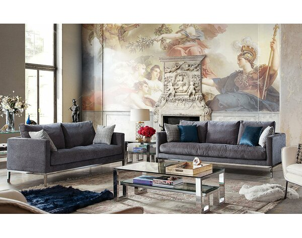 Shopping Web Chateau Configurable Living Room Set by Diamond Sofa by Diamond Sofa
