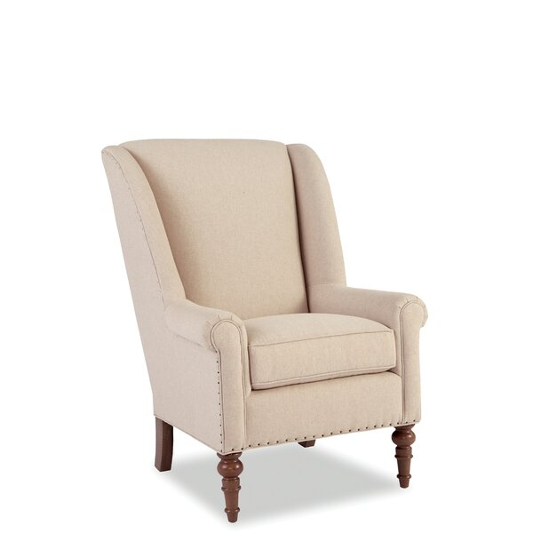 Montford Wingback Chair by Craftmaster
