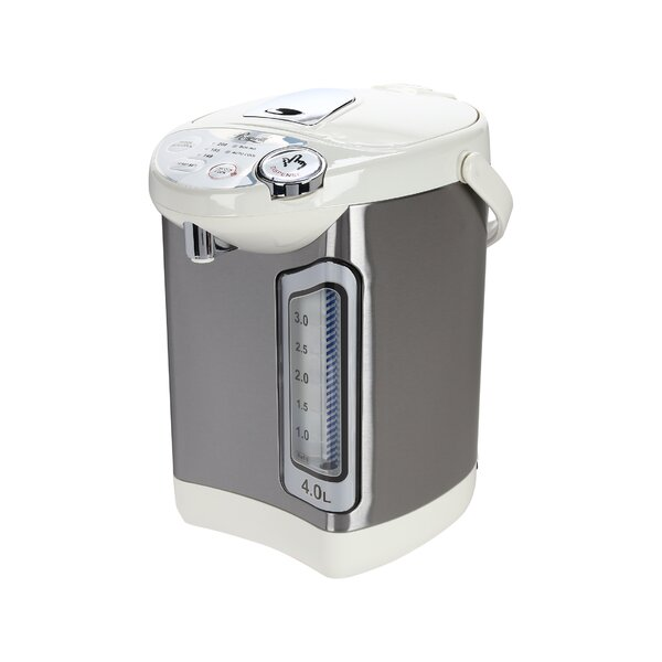 4.2-qt. Stainless Steel Water Boiler and Warmer with Auto Feed by Rosewill
