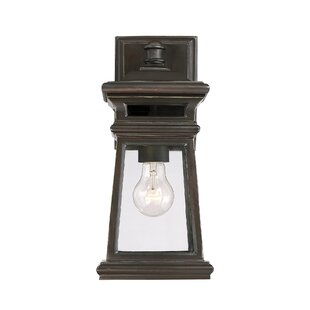 Affordable Signe 1-Light Outdoor Wall Lantern By August Grove