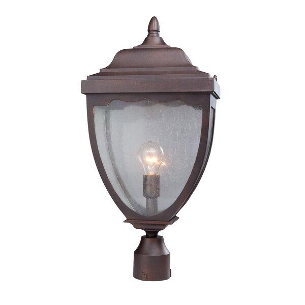 Boise Outdoor 1-Light Lantern Head by Alcott Hill