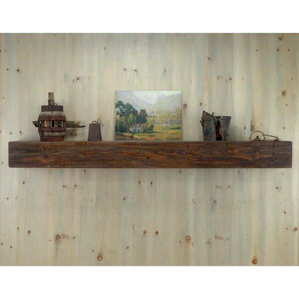 Appalachian Fireplace Mantel Shelf By MantelCraft