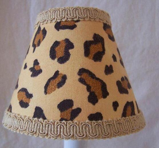 Kanya Safari Night Light by Silly Bear Lighting