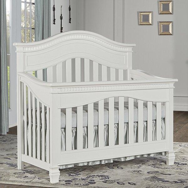Evolur Cheyenne 5 in 1 Convertible Crib by Evolur