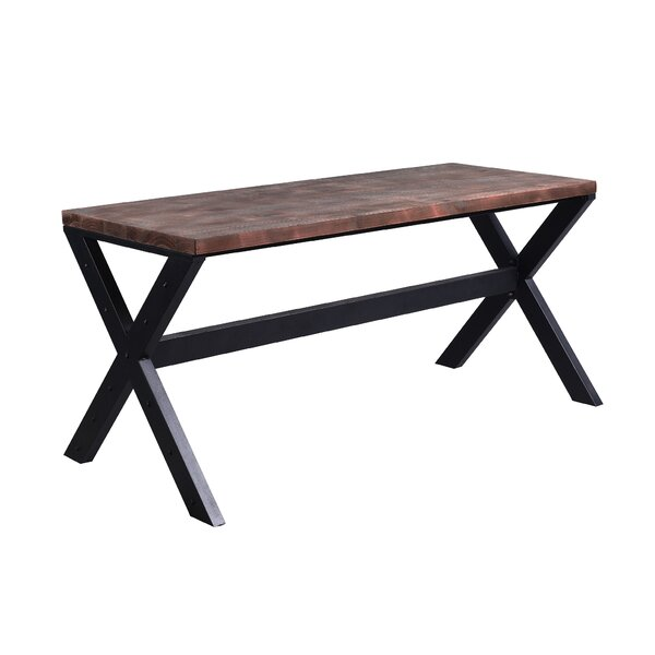 Maryetta Solid Wood Dining Table by Williston Forge Williston Forge
