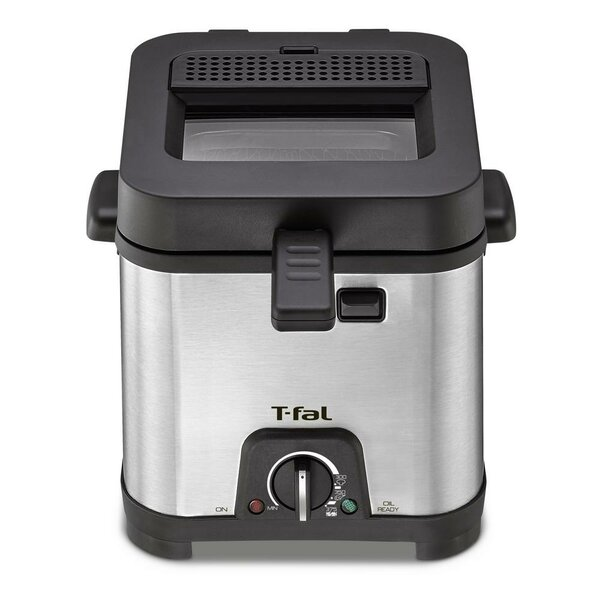 1.2 Liter Compact Deep Fryer by T-fal