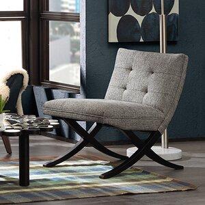 Wynn Lounge Chair INK+IVY