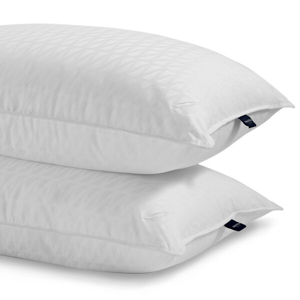 Ultra Luxe Down Alternative Pillow (Set of 2) by Nautica