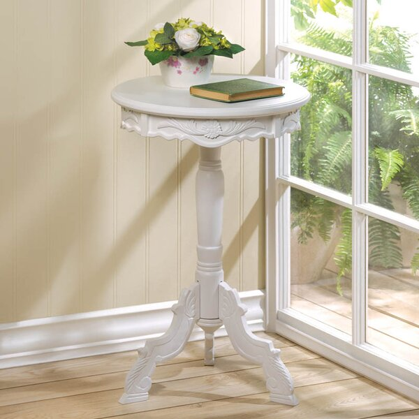 Rococo End Table by Zingz & Thingz