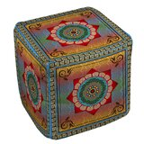 Schauer Pouf by Bungalow Rose