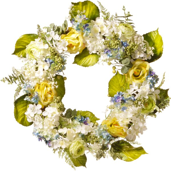 30 Flower Wreath By National Tree Co.