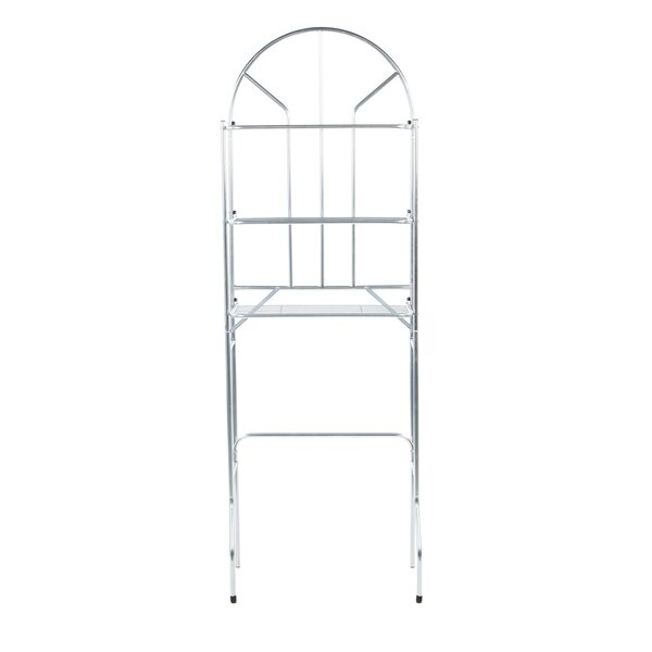 Free Standing 23.2 W x 69 H Over the Toilet Storage by Rebrilliant