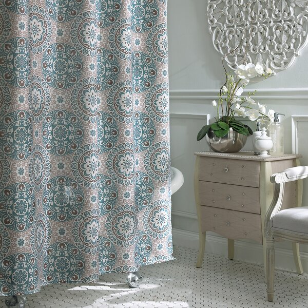 Esher Shower Curtain by The Twillery Co.