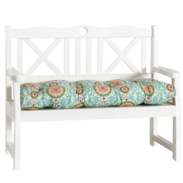 Waverly Lexie Indoor/Outdoor Bench Cushion by Waverly