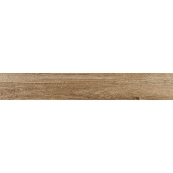 Hereford 6 x 36 Porcelain Wood Look Tile in Farmhouse by Itona Tile