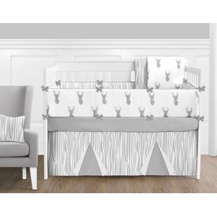 Savings Stag 9 Piece Crib Bedding Set By Sweet Jojo Designs