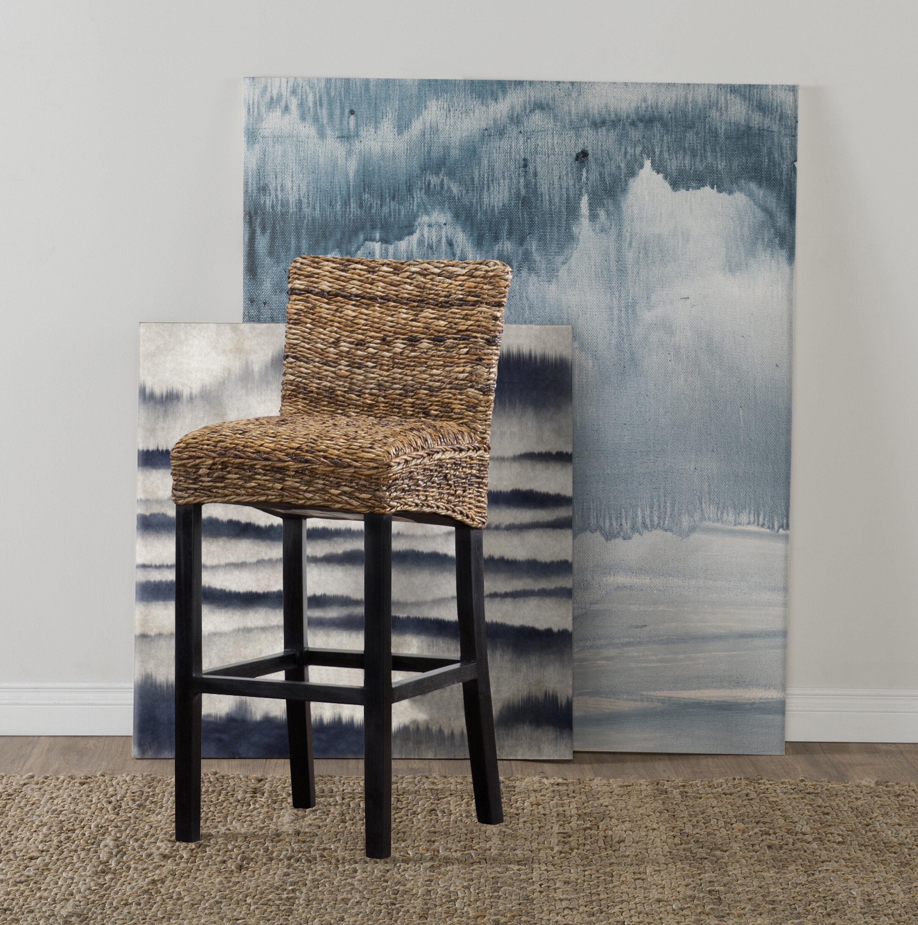 Brilliant Beachcrest Home Samsel Bar Counter Stool Reviews Wayfair Beatyapartments Chair Design Images Beatyapartmentscom