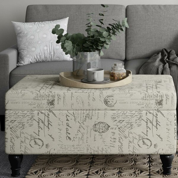 Bagnell Storage Ottoman by Ophelia & Co.