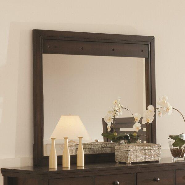 Hudson Valley Rectangular Dresser Mirror by Wildon Home ®