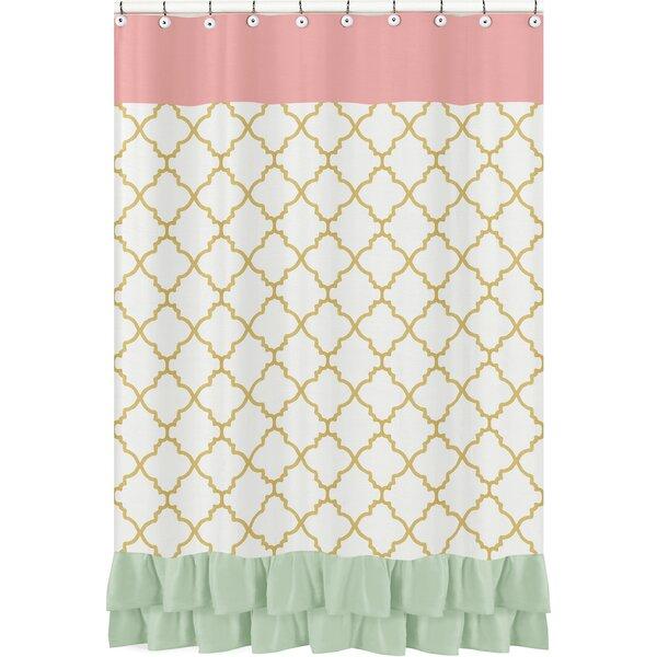Ava Shower Curtain by Sweet Jojo Designs