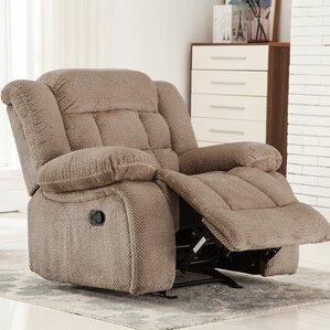 Ivana Manual Recliner by Red B..