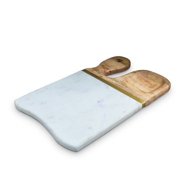 Hamler Dip Cheese Board and Platter by Wrought Studio