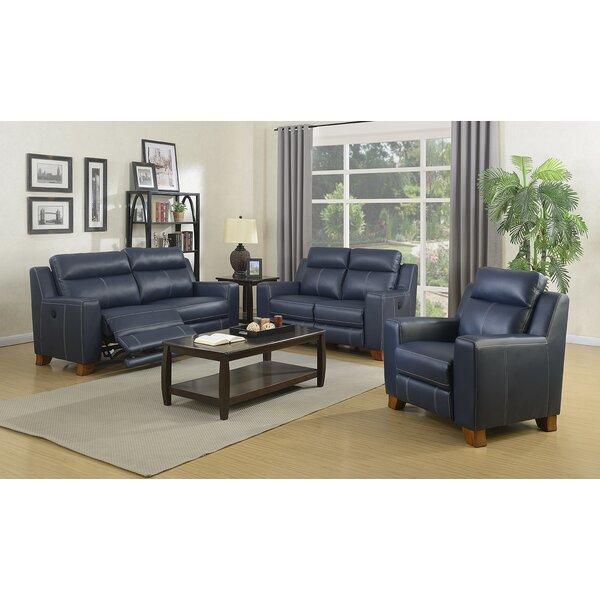 Caver Reclining Configurable Living Room Set by Red Barrel Studio