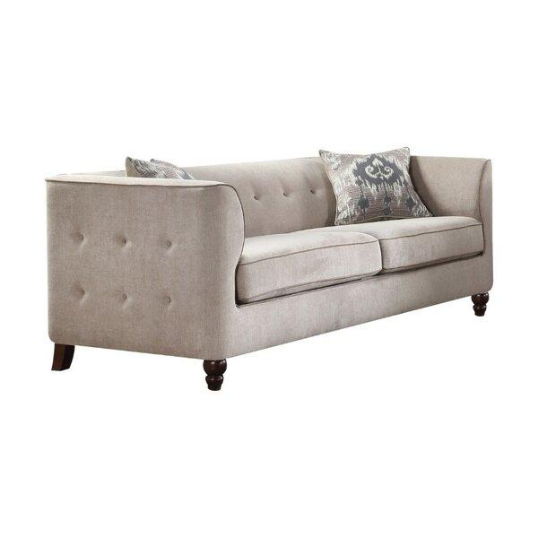 Battaglia Vintage Sofa by Darby Home Co