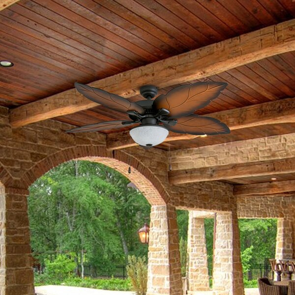 52 Yorkton 5 Blade LED Ceiling Fan by Bay Isle Home