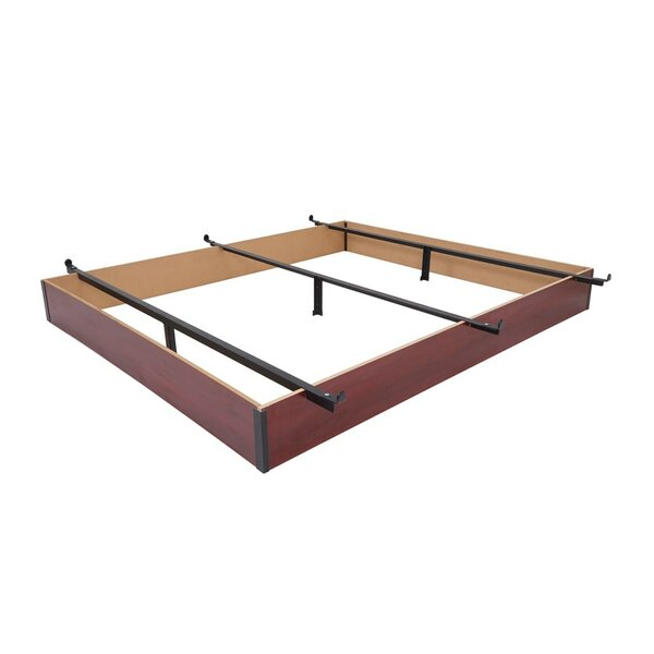 Mantua Wood Bed Frame by Mantua Mfg. Co.