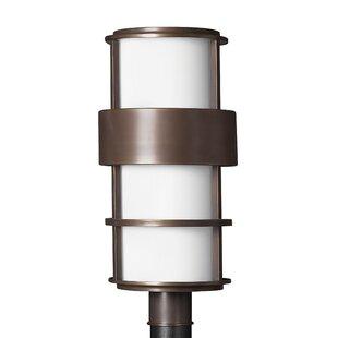 Bargain Saturn Outdoor 1-Light LED Lantern Head By Hinkley Lighting
