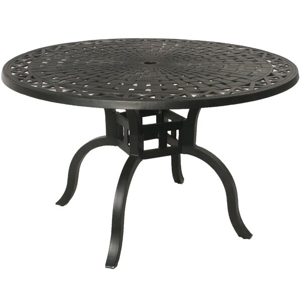 Bosch Round Dining Table by Darby Home Co