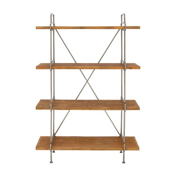 4 Tier Etagere Bookcase by Cole & Grey