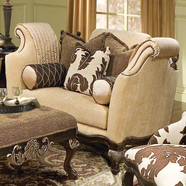 Clitherall Chair and a Half by Fleur De Lis Living