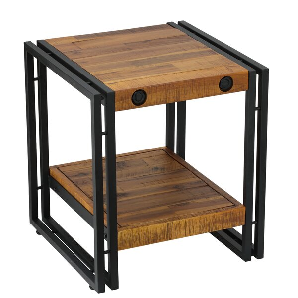 Penni End Table by Cortesi Home