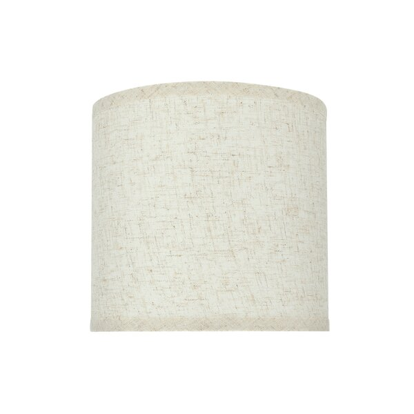 8 Linen Drum Lamp Shade by Aspen Creative Corporation