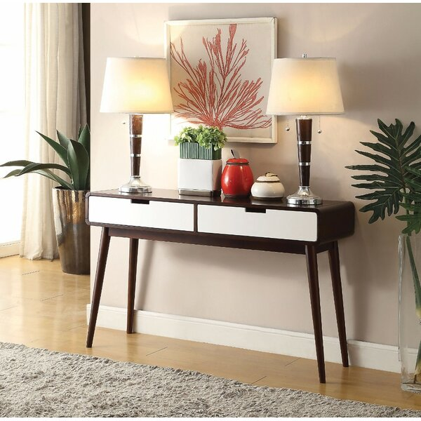 Review Hampden Beautiful Console Table
