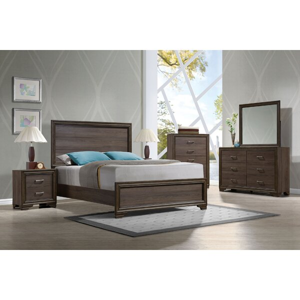 Bowne Panel Configurable Bedroom Set by Ivy Bronx
