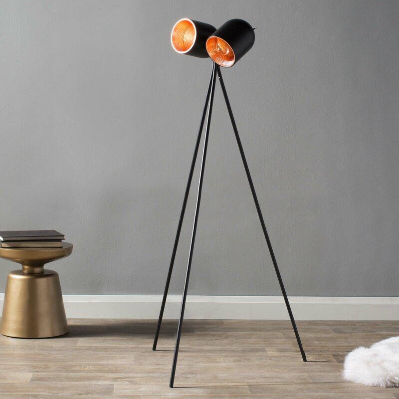 Simon 58 Tripod Floor Lamp