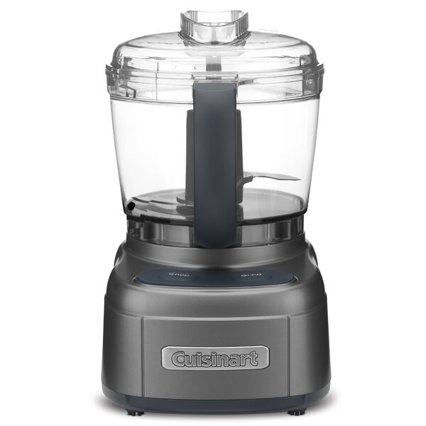 Elemental 4 Cup Electric Grinder Chopper By Cuisinart.