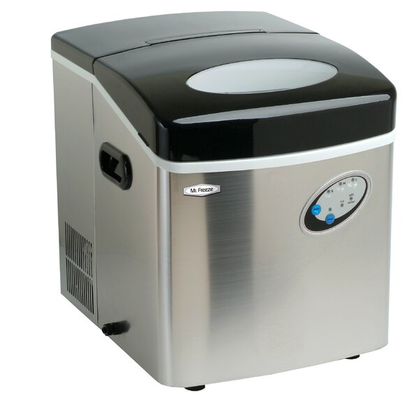 Mr. Freeze 35 lb. Daily Production Portable Ice Maker by Elite by Maxi-Matic