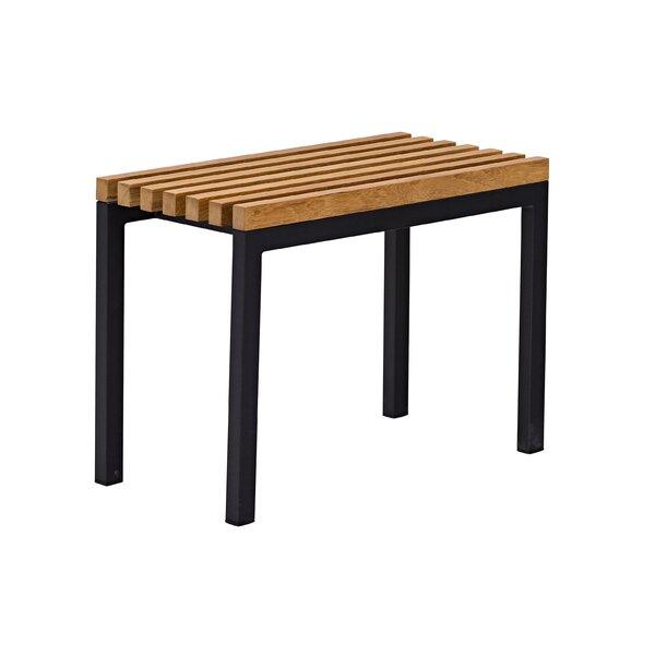 Elian Solid Wood Side Table by Longshore Tides Longshore Tides